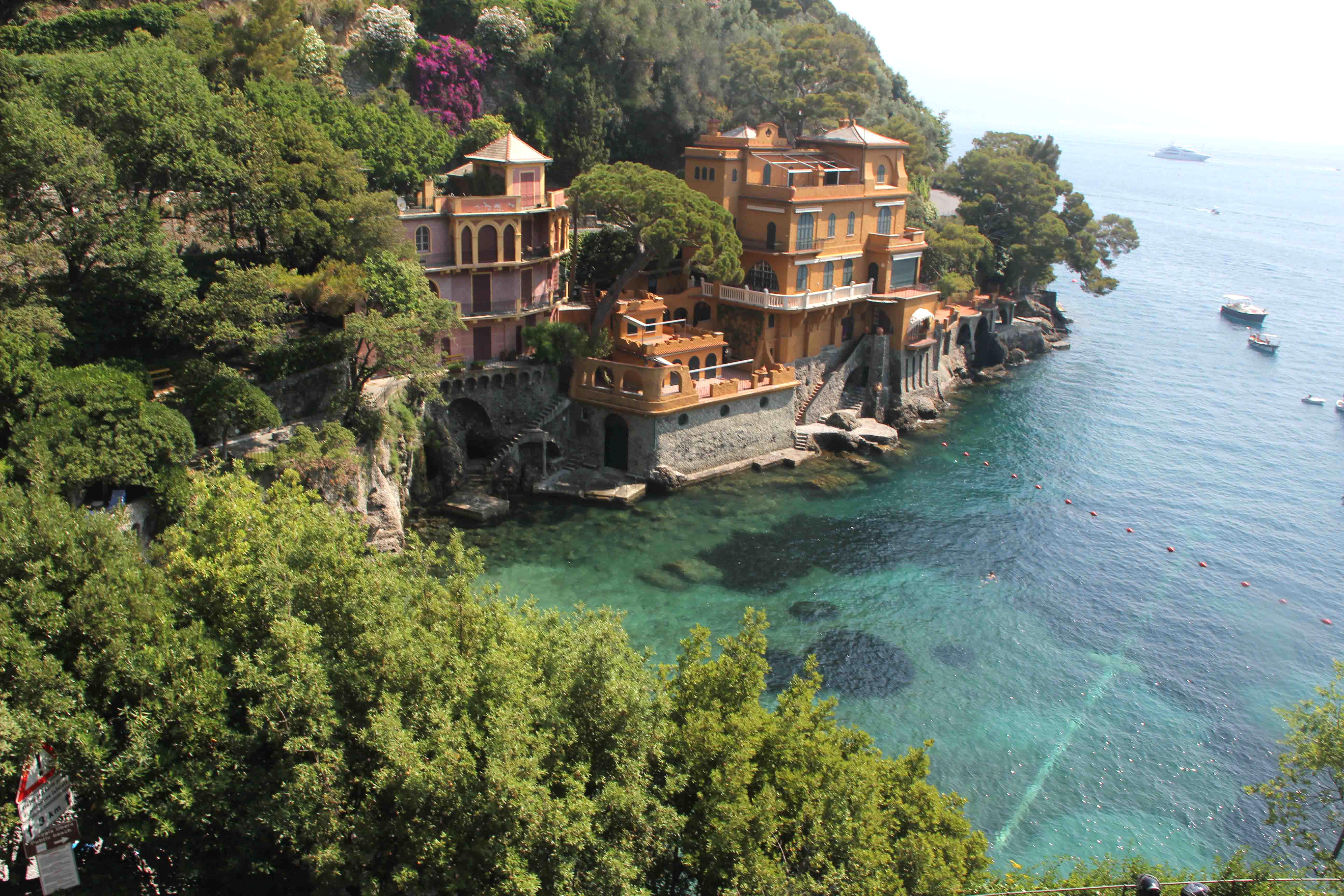 Picturesque Portofino ...